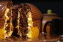Delicioso bolo caseiro