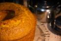 bolo caseiro para café da tarde